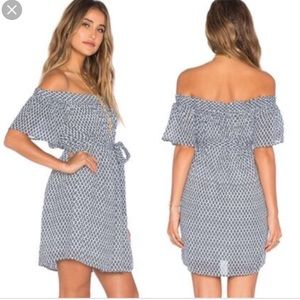 Blue Tularosa X Revolve Hope Dress